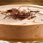 Cheese cake all'irish cream